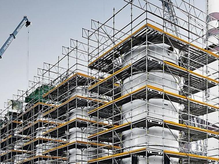 Ремонт и обслуживание промышленных объектов